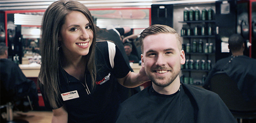 Sport Clips Haircuts of Riverside Place Haircuts
